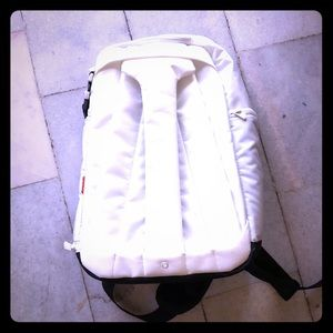 Handbags - White Shoulder Tech Bag